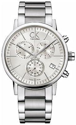 Calvin Klein Watches K7627126 SILVER SILVER