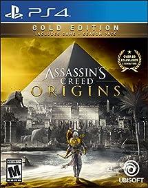 Assassin's Creed Origins Gold Edition - PS4 [Digital Code]