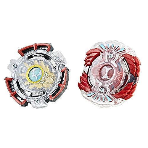 Price comparison product image Beyblade Burst Dual Pack Evipero E2 and Horusood H2