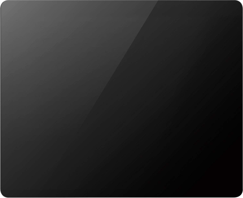 Facade en verre Tremp/ée Noire 1000 Watts VOLTMAN VOM540016 D/étection fenetre ouverte Panneau rayonnant