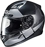 HJC CL-17 Boost Black/Gray Full Face Helmet, 3XL