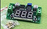 5pcs LM2596S high-power step-down module DC-DC adjustable power supply module with digital display