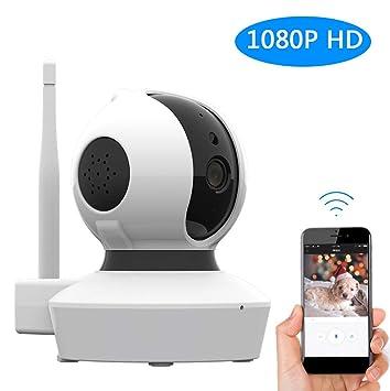 Amazon.com: X&LFC 1080P Smart Home HD Cámara – Cámara de ...