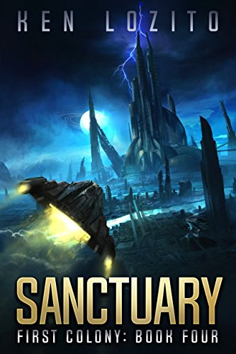 Sanctuary (First Colony Book 4) cover