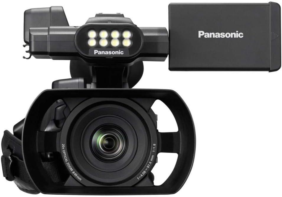 Panasonic Ag Ac30 Steckplatz Für Speicherkarten