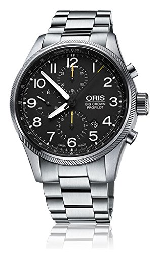 Oris Big Crown Propilot Cronógrafo GMT