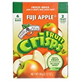 Brothers-All-Natural Fruit Crisp Fuji Apple 6 Bags 10 g Each