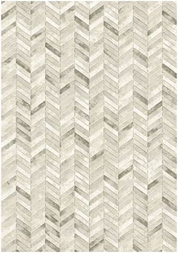 Dynamic Rugs Eclipse Collection Area Rug, 6 7 by 9 6 , Silver