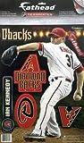"MLB 2013 Arizona Diamondbacks Ian Kennedy Fathead Teammate 17""x 11"""