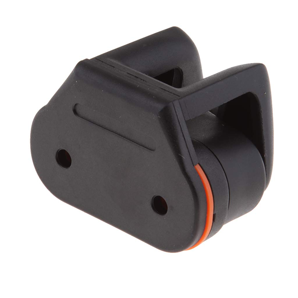 FLAMEER Cam Cleat with Fairlead for Line Sizes 3-6mm Sailing Sailboat Kayak