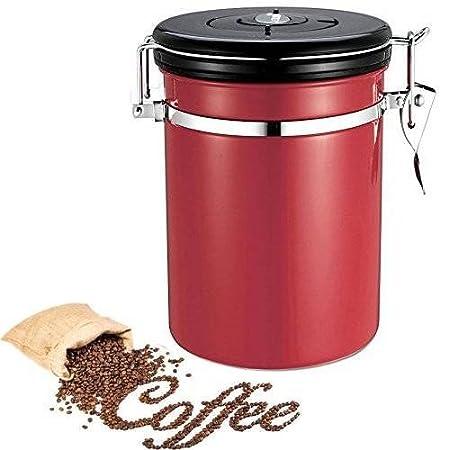 Kaffedose Kaffeebehalter Aus Edelstahl Luftdichte Aromadose Mit