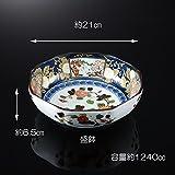 Seven-sun Morihachi ama-604709 conceded Imari to