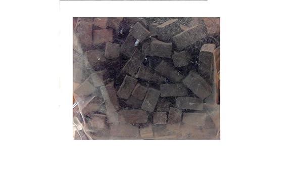 Pack 155 gramos piedra negra irregular alargada miniatura ...