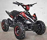 Rage Monster Extreme Electric Quad Bike 36v Red
