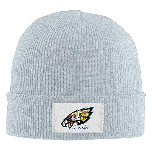 - Amone Carson Wentze Winter Knitting Wool Warm Hat Ash
