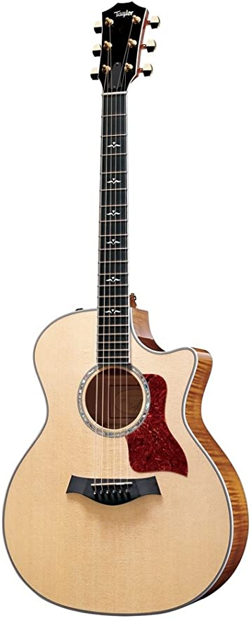 Taylor 614 ce Western Guitarra: Amazon.es: Instrumentos musicales