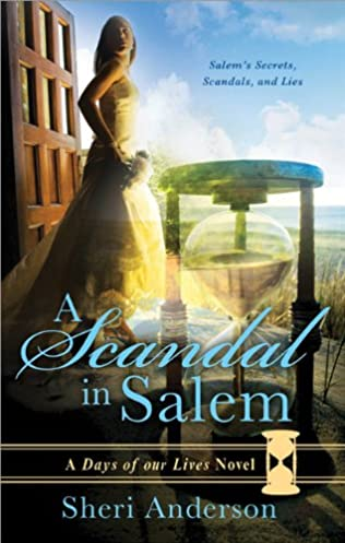 book cover of A Scandal in Salem
