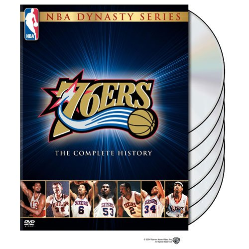 NBA Dynasty Series - Philadelphia 76ers - The Complete (Dynasty Complete Set)