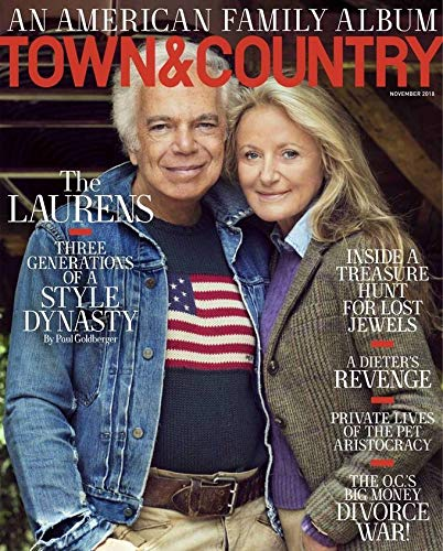 Good Housekeeping Womans Magazine - Town & Country