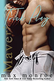 Trick Play (Mavericks Tackle Love Book 3) by [Monroe, Max]
