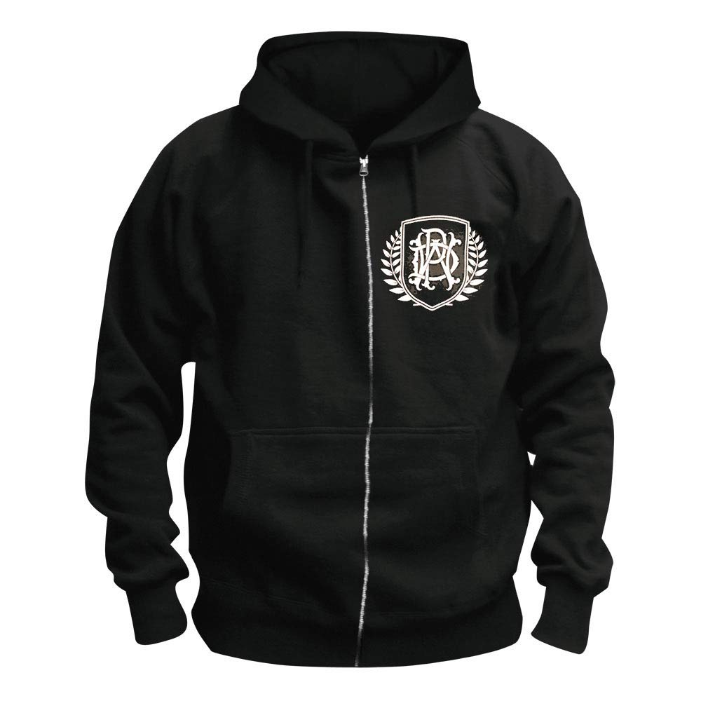 \m/-\m/ Parkway Drive - Crest - Black - Kapuzenjacke/Zipper