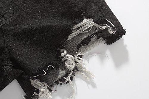 Camii 38 Mia Donna Nero Pantaloncini w6xWArpYq6