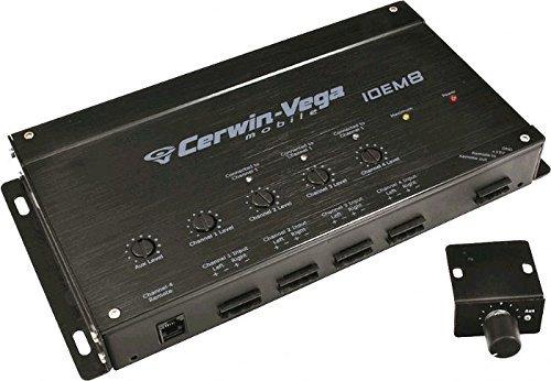 CERWIN VEGA IOEM8 8-Channel Line Output Converter [並行輸入品] B076CQH6XN