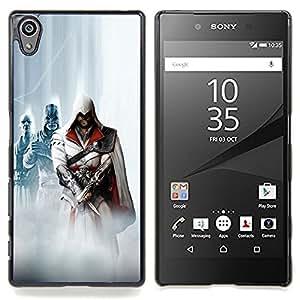 SKCASE Center / Funda Carcasa protectora - Asesinos;;;;;;;; - Sony Xperia Z5 5.2 Inch (Not for Z5 Premium 5.5 Inch)