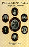 img - for Jane Austen's Family: Through Five Generations book / textbook / text book