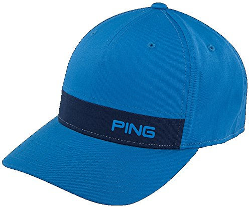 new-ping-kp-structured-adjustable-royal-navy-hat-cap