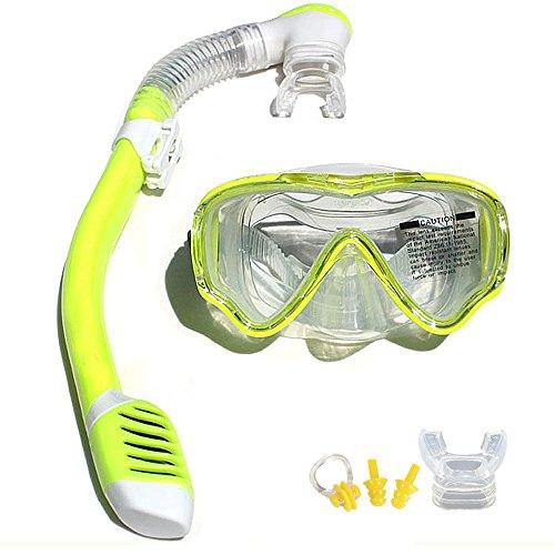 4fcff502b3e9 VILISUN Kids Snorkeling Set - Diving Mask and Snorkel