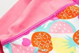 Wishere Baby Girl Sunsuit One-Piece Swimsuit Rash