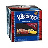 Kleenex Trusted Care Facial Tissues featuring Disney Pixar's Cars 3 designs,80 count (Pack of 27)