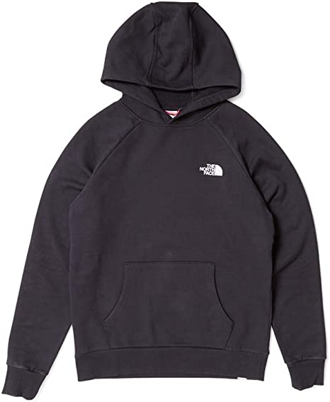 TALLA S. The North Face M Raglan Red Box HD - Sudadera Hombre