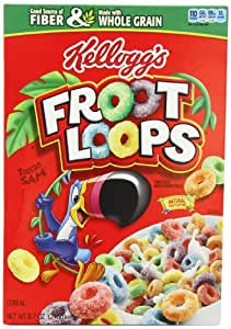 Froot Loops 246 g (Pack of 2)