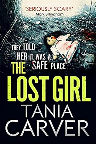 book cover of The Lost Girl