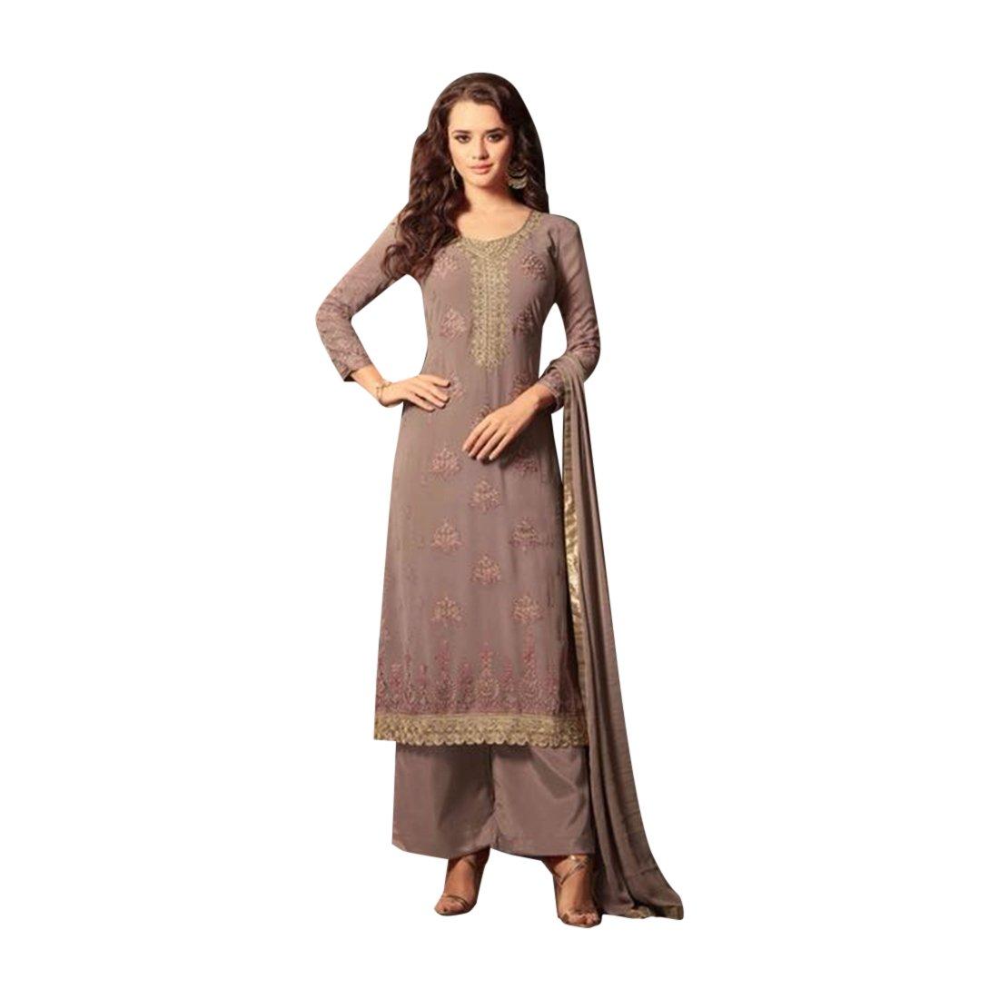 Amazon.com: Recién llegados recto de Bollywood Salwar Kameez ...