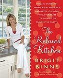 The Relaxed Kitchen, Brigit Binns, 0312371543