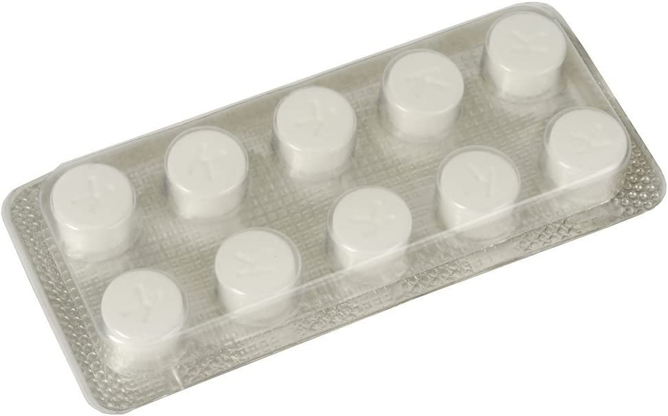 Krups XS3000 Cleaning Tablets (Includes 10 tablets)