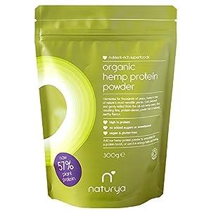 Naturya Organic Hemp Protein Powder 300g