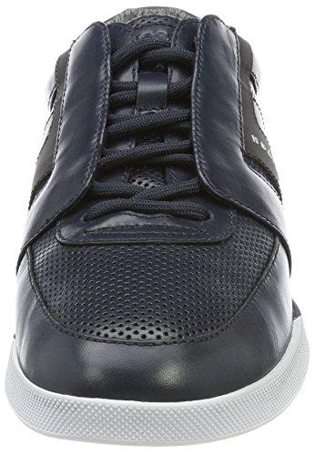 Boss Athleisure Herren Shuttle_tenn_lux Sneaker Blau (blu Scuro)