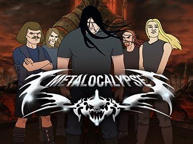 Metalocalypse book klok online dating