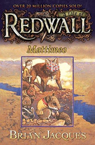Redwall Book - Mattimeo (Redwall, Book 3)