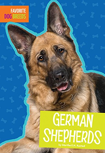 Read Online German Shepherds (Favorite Dog Breeds) pdf
