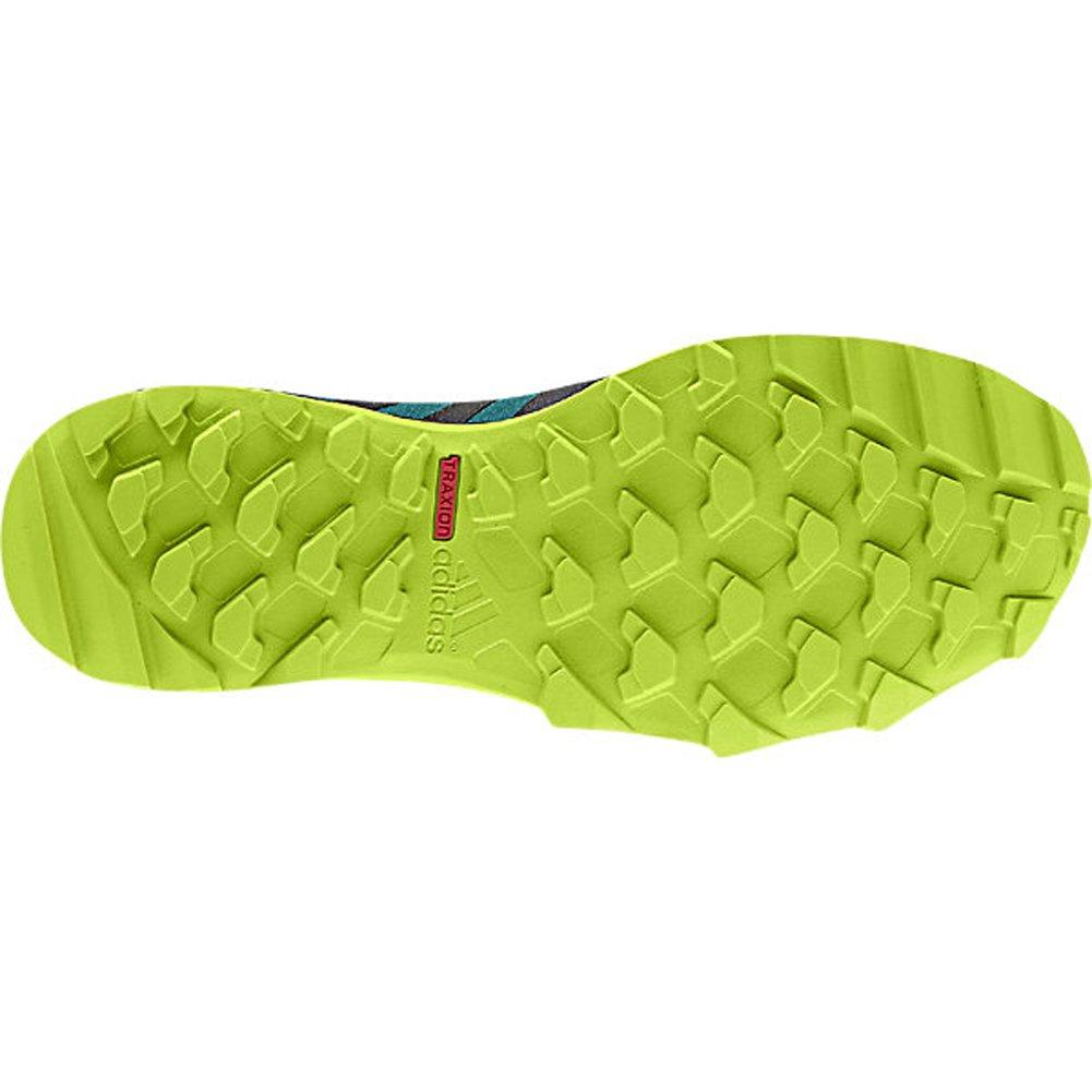 Adidas AQ4885 Mens Tracerocker Walking Shoes, Semi Solar