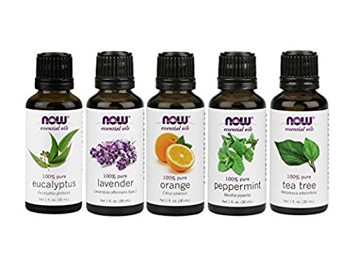 essential oils variety each