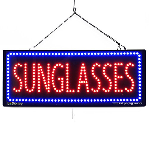 LARGE LED OPEN SIGN -