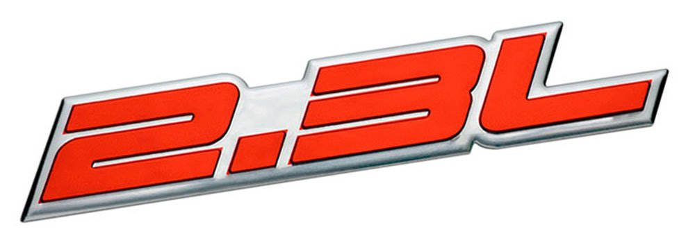 ... Silver Real Aluminum Auto Emblem Badge Nameplate for Honda Odyssey Accord LX DX EX SE Prelude Acura RDX iVtec CL Turbo Turbocharged Mazda3 Mazdaspeed 3 ...