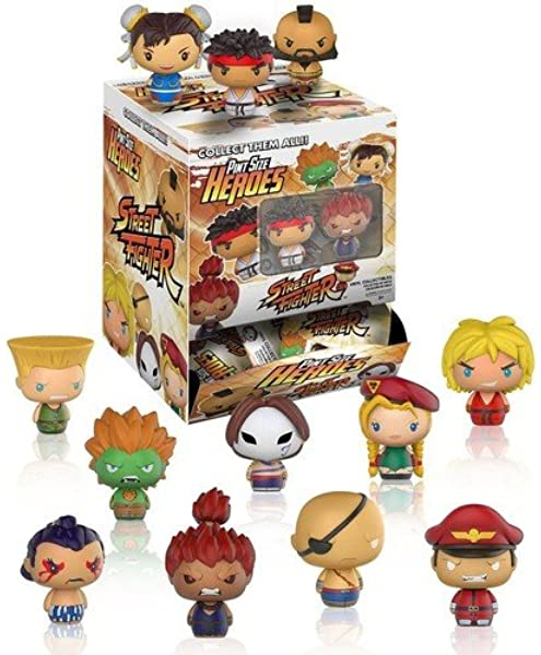 FUNKO Pint Size Heroes: Street Fighter (una Figura por Compra): Funko Pint Size Heroes:: Amazon.es: Juguetes y juegos