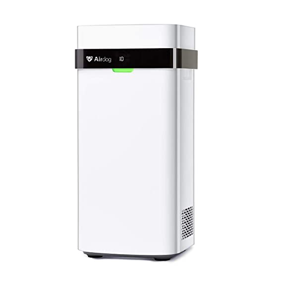 Review Air Purifier with Reusable